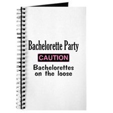 Bachelorettes on the Loose Journal