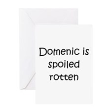 Funny Love domenic Greeting Card