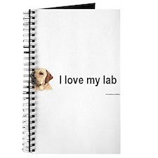 Cute Labrador Journal