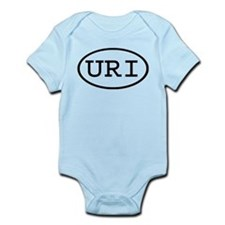 URI Oval Infant Bodysuit
