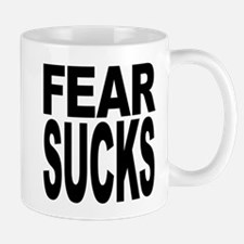 Fear Sucks Mug