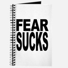 Fear Sucks Journal