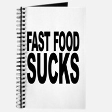 Fast Food Sucks Journal