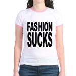 Fashion Sucks Jr. Ringer T-Shirt