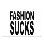 Fashion Sucks Postcards (Package of 8)