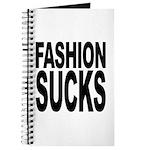 Fashion Sucks Journal