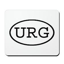 URG Oval Mousepad