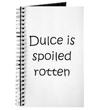 Cool Dulce Journal