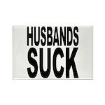 Husbands Suck Rectangle Magnet