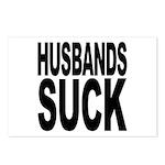Husbands Suck Postcards (Package of 8)