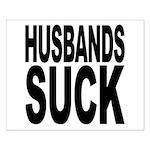 Husbands Suck Small Poster