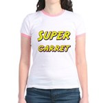 Super garret Jr. Ringer T-Shirt