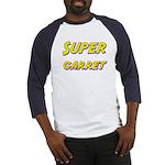 Super garret Baseball Jersey