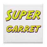 Super garret Tile Coaster