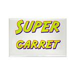 Super garret Rectangle Magnet (10 pack)