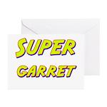 Super garret Greeting Cards (Pk of 10)