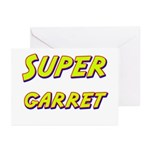 Super garret Greeting Cards (Pk of 20)