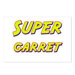 Super garret Postcards (Package of 8)