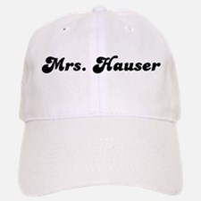 Mrs. Hauser Baseball Baseball Cap
