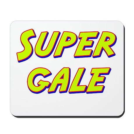 Super gale Mousepad