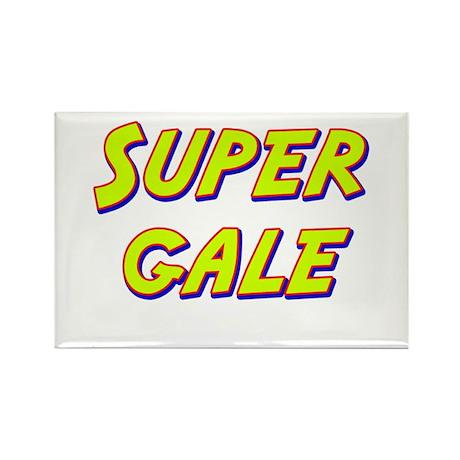 Super gale Rectangle Magnet