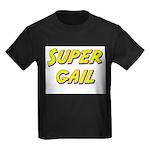 Super gail Kids Dark T-Shirt