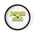 Super gail Wall Clock