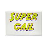 Super gail Rectangle Magnet (10 pack)