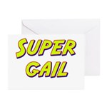 Super gail Greeting Cards (Pk of 20)