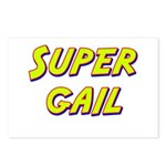 Super gail Postcards (Package of 8)