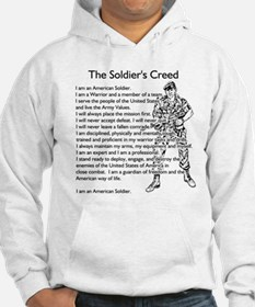 The Soldiers Creed Hoodie
