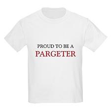 Proud to be a Pargeter Kids Light T-Shirt