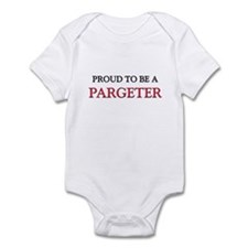 Proud to be a Pargeter Infant Bodysuit