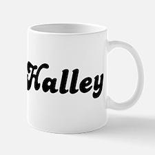 Mrs. Halley Mug