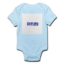 Dingy Infant Creeper