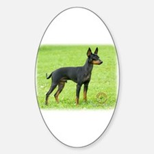 English Toy Terrier 9R095D-062 Decal