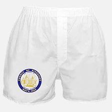 Riverside County Boxer Shorts
