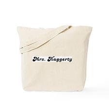 Mrs. Haggerty Tote Bag