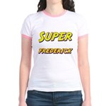 Super frederick Jr. Ringer T-Shirt