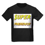 Super frederick Kids Dark T-Shirt