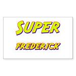 Super frederick Rectangle Sticker