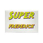 Super frederick Rectangle Magnet (10 pack)