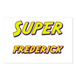 Super frederick Postcards (Package of 8)