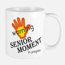 senior moment in progress Mug
