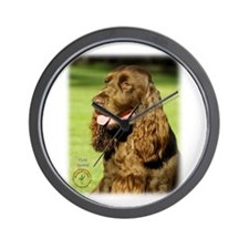 Field Spaniel 9P018D-158 Wall Clock