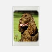 Field Spaniel 9P018D-158 Rectangle Magnet