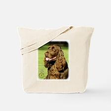 Field Spaniel 9P018D-158 Tote Bag
