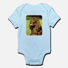 Field Spaniel 9P018D-158 Infant Bodysuit