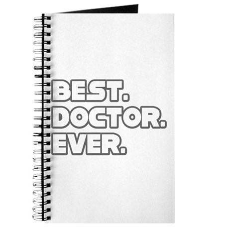 """Best. Doctor. Ever."" Journal"