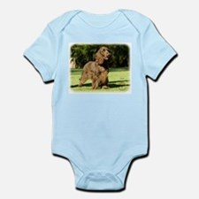 Field Spaniel 9P018D-046 Infant Bodysuit